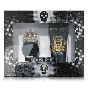 Police to be the King Eau de Toilette 40 ml + Duschgel 100 ml