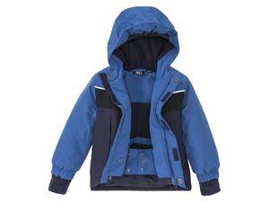 CRIVIT® Kleinkinder Jungen Skijacke (86/92, blau/navy/schwarz)