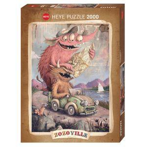 Road TrippinŽ Puzzle 2000 Teile