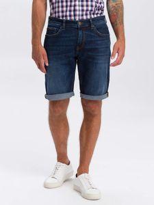 Cross Jeans Herren Shorts kurze Hose A 565-142-Leom MIDNIGHT BLUE USED 31