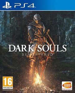 BANDAI NAMCO Entertainment Dark Souls: Remastered, PS4, PlayStation 4, Multiplayer-Modus, M (Reif)
