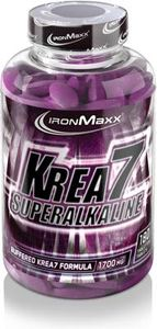 IronMaxx Krea7 Superalkaline, 180 Tabletten Dose