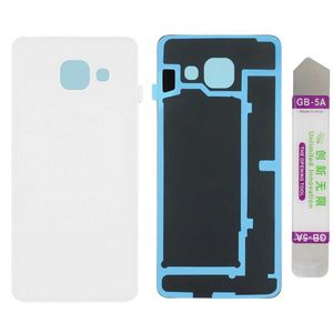 Samsung Galaxy A3 2016 SM-A310F Akkufachdeckel Battery Back Rück Cover inkl.Kleber Weiß