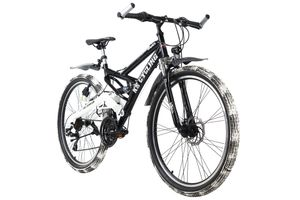Mountainbike Fully ATB  Crusher KS Cycling 284M, 285M