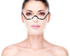 Mund Nasen Visier transparent Gesichtsmaske Gesichtsschutz Gesichtsvisier Schwarz