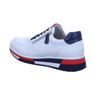 Gabor Shoes     weiss komb, Größe:6, Farbe:marine kombi 20
