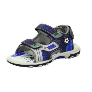 Sneakers Jungen-Sandalette Blau , Farbe:blau, EU Größe:30