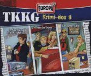Tkkg-TKKG Krimi Box 09