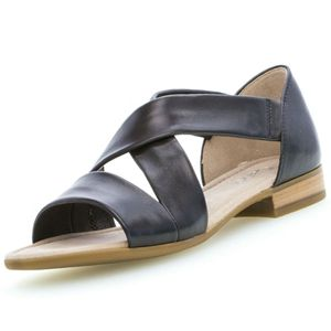 GABOR Comfort Damen Sandalen Schwarz, Schuhgröße:EUR 37.5