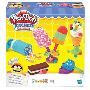 Play-Doh Kleiner Eissalon