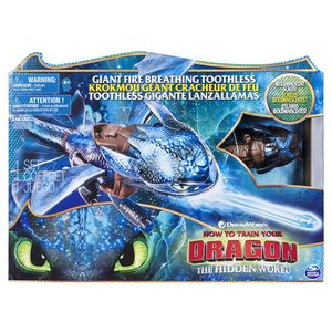 Spin Master DRA Giant Fire Breathing Toothless