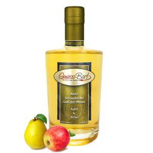 Alter Streuobstler Apfel & Birne 0,35L wunderbar aromatisch & sehr mild 40%Vol