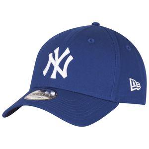 New Era League Essential 9Forty Adjustable Cap NY YANKEES Beige Blau, Size:Onesize