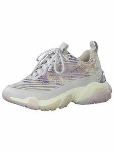 Tamaris Fashletics Damen Sneaker grau 1-1-23733-25 weit Größe: 40 EU