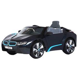 Kinderfahrzeug BMW i8 SPYDER, 12V, RC, schwarz