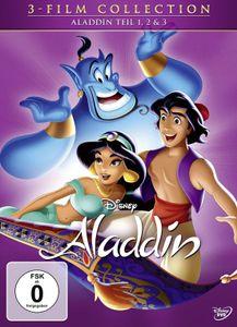 Disney Aladdin/Trilogy Dreierpack [DVD]
