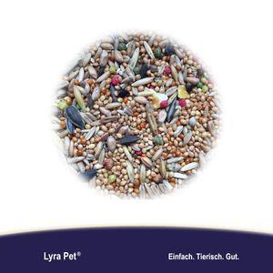 25 kg Lyra Pet® Nymphensittichfutter Großsittichfutter