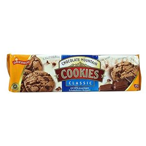 GRIESSON Chocolate Mountain Cookies classic,150g