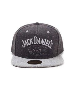 Jack Daniel's - Black Logo Snapback