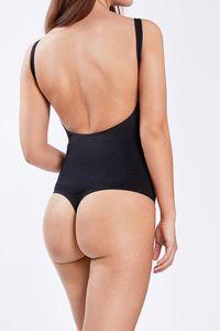 MAGIC Bodyfashion   Rückenfreier Body - Nude / S   Shapewear & Mieder
