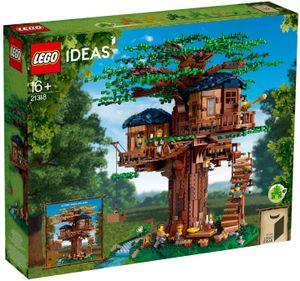 Lego® Ideas 21318 - Baumhaus Konstruktionsspielzeug mit 3036 Teilen