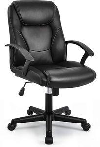 Bürostuhl Chefsessel Schreibtischstuhl Höhenverstellbarer Drehstuhl ergonomisches Design IntimaTe WM Heart