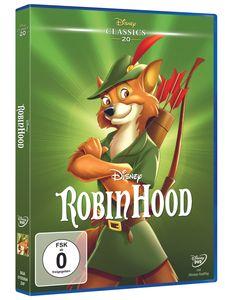 Robin Hood (Disney Classics) - DVD