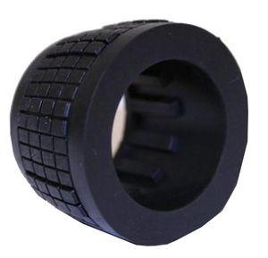 Sturmey Archer Twist Grip für Schalt 3V HSJ917 Gummi schwarz