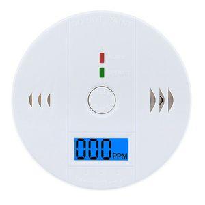 ele ELEOPTION Co Melder Kohlenmonoxid-Melder mit LED Anzeige/elektronischem Sensor Kohlenmonoxid-Alarm Detektor