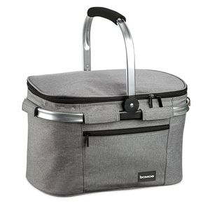 bomoe Kühltasche Picknickkorb faltbar IceBreezer K37 37,5x25x23,5cm 22 Liter