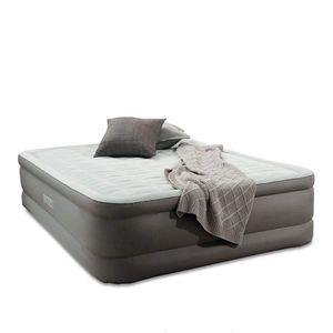 Intex 64486 Aufblasbares Doppel-Luftbett Gästebett Camping 152x203x46Färbung: Wie im Bild gezeigt, EAN: 6941057405254
