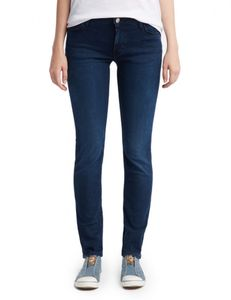 Mustang - SoftPerfect - Damen 5-Pocket Jeans, high rise,  Sissy Slim S&P (0530-5574), Größe:W34/L34, Farbe:stone washed (070)