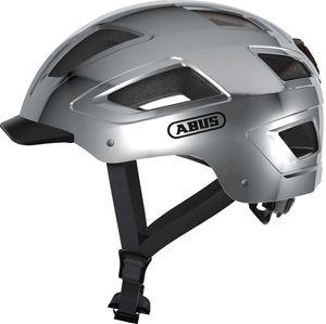 ABUS Hyban 2.0 Helm chrome silver Kopfumfang M | 52-58cm