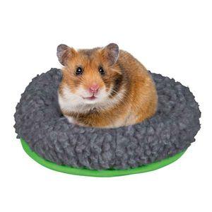 Trixie Hamsterkuschelbett, 16 × 13 cm, Grau/Grün