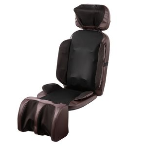 Crenex Massagegerät Massagematte Massagesitzauflage Schultermassage Auflage Sitz Massage