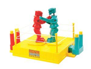 Mattel Games Rock'Em Sock'Em Robots, Kinderspiel, Roboterspiel, Roboterkampf