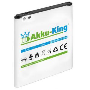 Akku-King Akku kompatibel zu Samsung Galaxy Grand Prime, SM-G5306W, SM-G5308, SM-G5308W, SM-G5309, SM-G530H, J5 J500F - ersetzt EB-BG530BBC, EB-BG530BBE - Li-Ion 2600mAh