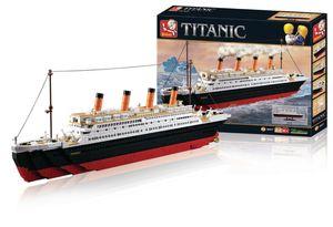 Sluban M38-B0577 Titanic 1012 Teile NEU