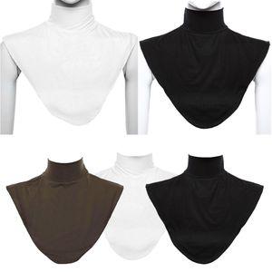 3pcs Damen Warm Krageneinsatz Blusenkragen Abnehmbare Hälfte Shirt Bluse