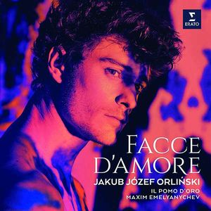 Jakub Jozef Orlinski - Facce d'Amore - -   - (CD / Titel: H-Z)