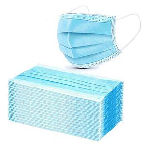 50x OP-Masken ,EN14683 Typ IIR Mundschutz Einwegmaske Atemschutzmaske bis zu 99% Filterleistung lt