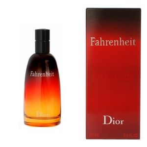 Spray Christian Dior Fahrenheit Eau de Toilette 100 ml
