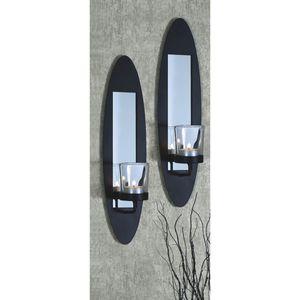 Kerzenwandhalter Teelichter Wand Kerzenhalter Wandleuchter Wandkerzenhalter