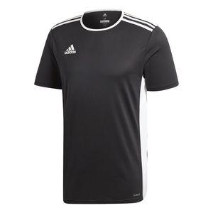 adidas ENTRADA 18 Herren Trikot T-Shirt Schwarz, Größe:L