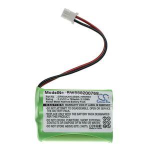 vhbw Akku passend für Motorola MBP481, MBP482, MBP483 Babyfon (700mAh, 3.6V, NiMH)