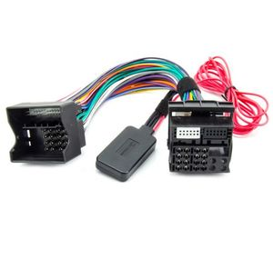 Bluetooth Adapter MP3 Aux für OPEL CD30 MP3, CDC40 Opera, DVD90 Navi Radio