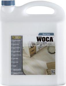 5L WOCA Holzbodenseife WEISS +  1 Baumwoll-Mopp