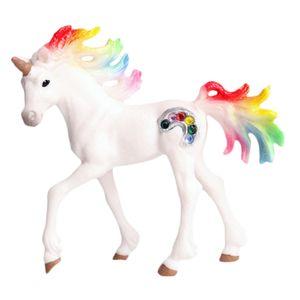 Regenbogeneinhorn Mythische Figur Spielzeug Geschenke