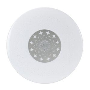 DIMMBAR RGB LED Deckenleuchte bluetooth Lautsprecher Lampe APP Steuerung/Remote