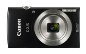 Canon IXUS 185 Schwarz, Farbe:Schwarz